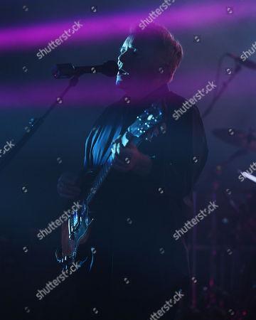 New Order - Bernard Sumner