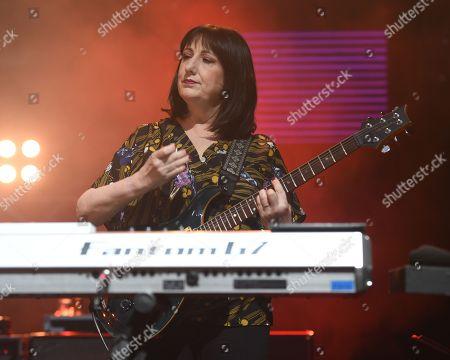 New Order - Gillian Gilbert