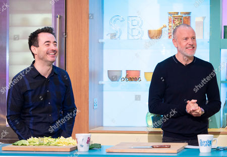 Editorial picture of 'Sunday Brunch' TV show, London, UK - 13 Jan 2019