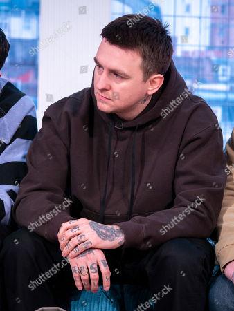 Editorial image of 'Sunday Brunch' TV show, London, UK - 13 Jan 2019