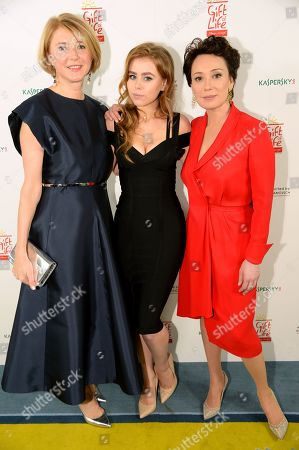 Editorial photo of Gift of Life Foundation party, London, UK - 13 Jan 2019