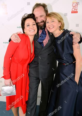 Editorial picture of Gift of Life Foundation party, London, UK - 13 Jan 2019