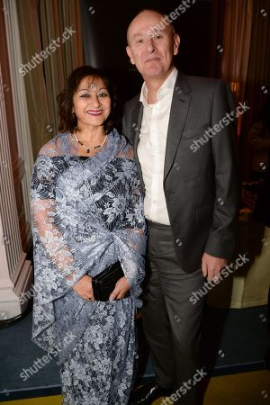 Editorial image of Gift of Life Foundation party, London, UK - 13 Jan 2019