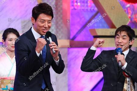 Editorial image of 53rd TV Asahi Big Sports Award, Tokyo, Japan - 11 Jan 2019