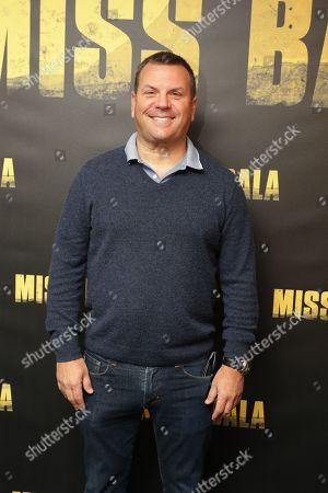 Producer Kevin Misher