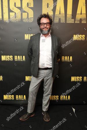 Producer Pablo Cruz