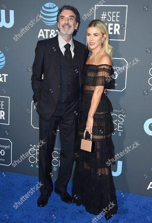 Editorial image of 24th Annual Critics' Choice Awards - Arrivals, Santa Monica, USA - 13 Jan 2019