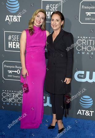Editorial photo of 24th Annual Critics' Choice Awards - Arrivals, Santa Monica, USA - 13 Jan 2019