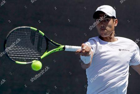Editorial photo of Australian Open Tennis, Melbourne, Australia - 14 Jan 2019