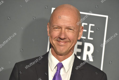 Stock Picture of Mike Royce