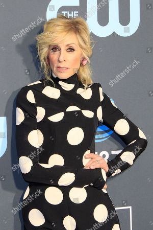 United States actress Judith Light arrives for the 24th Annual Critics' Choice Awards at Barker Hangar in Santa Monica, California, USA, 13 January 2019. The Critics' Choice Awards honors the finest in cinematic and television achievement.