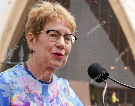 Gladys Berejiklian Nsw Governor Presser Stock Pictures