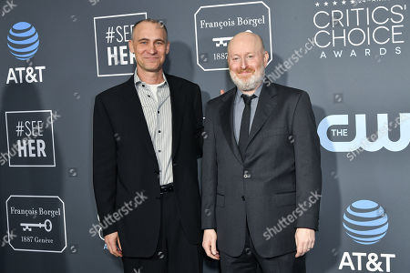 Editorial image of 24th Annual Critics' Choice Awards, Arrivals, Barker Hanger, Los Angeles, USA - 13 Jan 2019