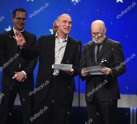 Editorial photo of 24th Annual Critics' Choice Awards, Show, Barker Hanger, Los Angeles, USA - 13 Jan 2019