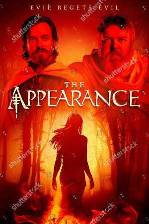 The Appearance (2018) Poster Art. Jake Stormoen as Mateho and Kristian Nairn as Johnny