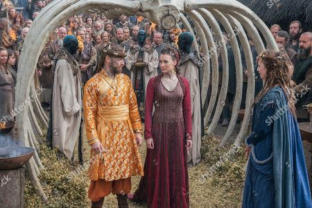 Editorial picture of 'Vikings' TV Show Season 5 - 2018