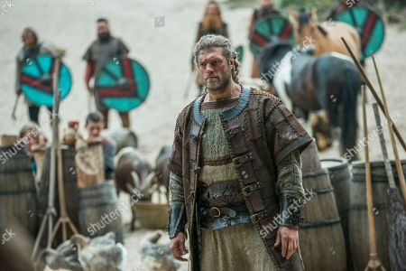 Editorial image of 'Vikings' TV Show Season 5 - 2018