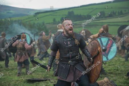 Peter Franzen as King Finehair
