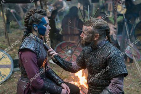 Editorial image of 'Vikings' TV Show Season 5 - 2018