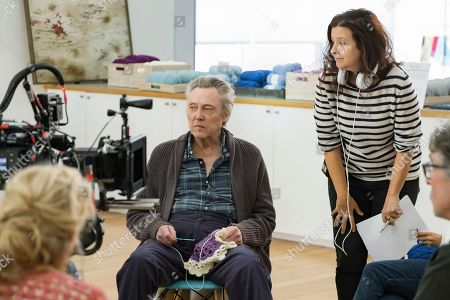 Christopher Walken as Myron and Stephanie Laing Director