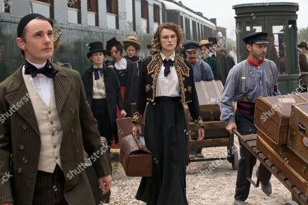 Dickie Beau as Wague, Keira Knightley as Colette