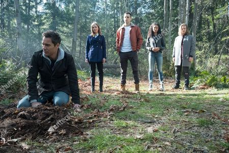 Eric McCormack as Grant MacLaren, MacKenzie Porter as Marcy Warton, Jared Abrahamson as Trevor Holden, Nesta Cooper as Carly Shannon and Reilly Dolman as Philip Pearson