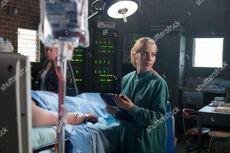 MacKenzie Porter as Marcy Warton