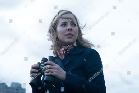 Stock Picture of MacKenzie Porter as Marcy Warton