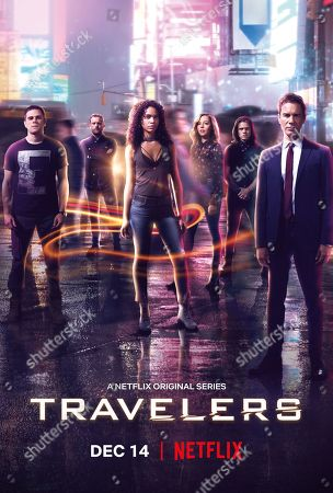 Editorial image of 'Travelers' TV Show Season 3 - 2018