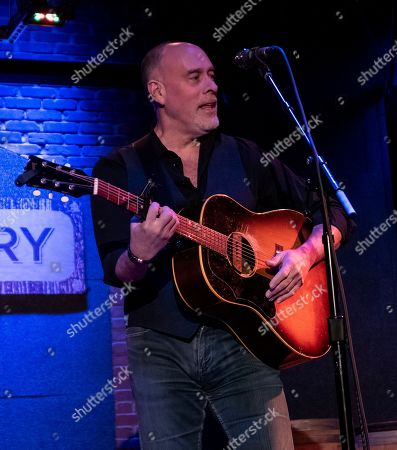 American pop/folk singer Marc Cohn performs at City Winery Boston, in Boston