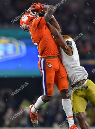 Editorial picture of NCAA Football 2018: Clemson vs Notre Dame, Arlington, USA - 29 Dec 2018