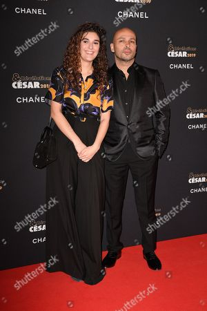 Inas Chanti and Eric Judor