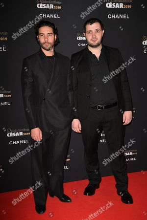 Stock Photo of Tahar Rahim and Karim Leklou