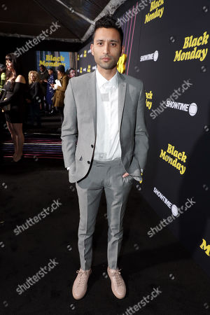 Editorial picture of Black Monday premiere at the Ace Hotel Theatre, Los Angeles, CA, USA - 14 January 2019