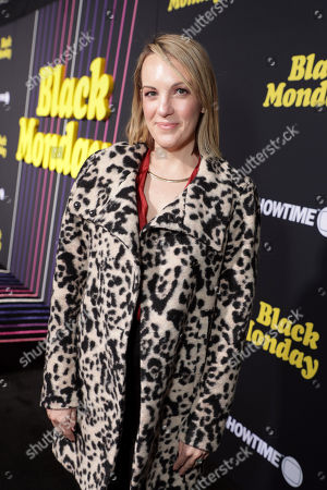 Editorial picture of 'Black Monday' TV show premiere at the Ace Hotel Theatre, Los Angeles, USA - 14 January 2019