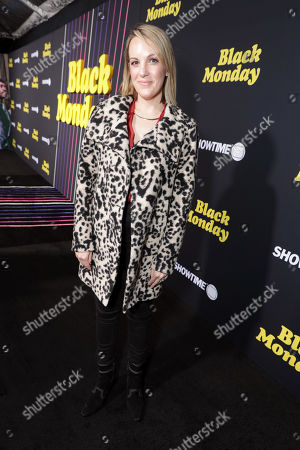 Editorial image of 'Black Monday' TV show premiere at the Ace Hotel Theatre, Los Angeles, USA - 14 January 2019