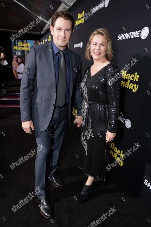 Derek Cecil and Melissa Bruning