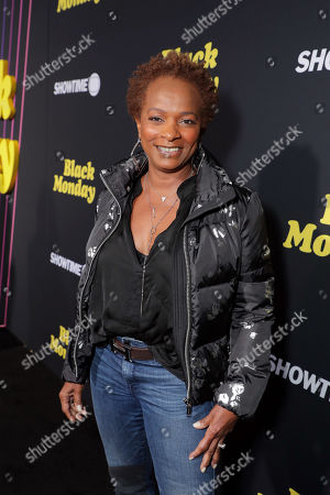 Stock Picture of Vanessa Bell Calloway