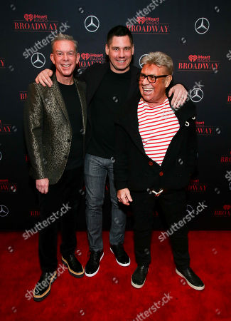 Elvis Duran, Alex Carr, Uncle Johnny