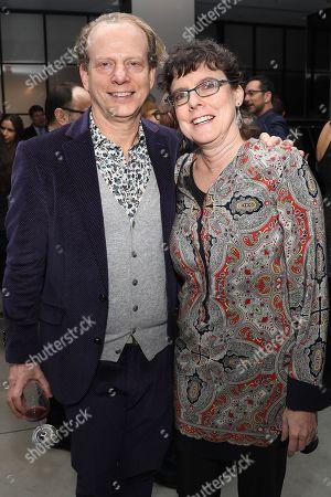 Bruce Cohen and Julie Cohen