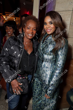 Editorial image of Black Monday Premiere After Party at Terroni Downtown, Los Angeles, CA, USA - 14 January 2019