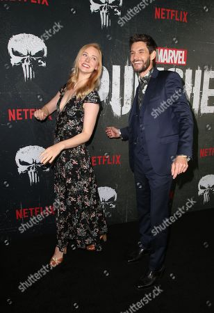 Editorial photo of 'The Punisher' TV show premiere, Los Angeles, USA - 14 Jan 2019