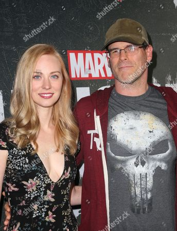 Editorial image of 'The Punisher' TV show premiere, Los Angeles, USA - 14 Jan 2019