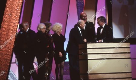 Editorial image of 'The British Comedy Awards' TV Show UK  - Dec 1990