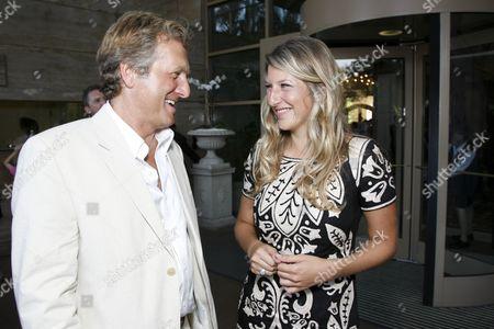 BAFTA/LA's Peter Morris and Tara Summers