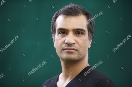 Stock Picture of Nadeem Aslam