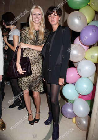 Kirsty Hume and guest