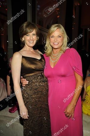 Anne Sweeney and Linda Bell Blue