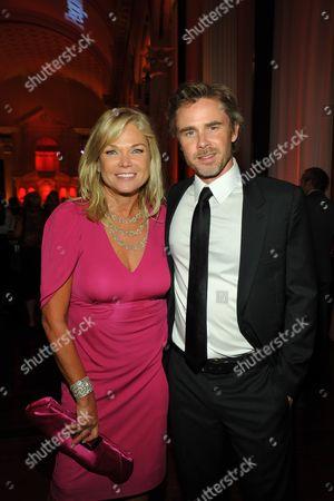 Linda Bell Blue & Sam Trammell