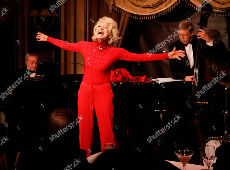Editorial image of Obit Carol Channing, NEW YORK, USA - 18 Oct 2005